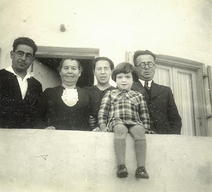 משפחת שרשבסקי פומפיאן